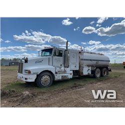 1988 KENWORTH T600A T/A WATER TRUCK