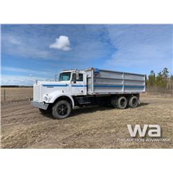 1973 KENWORTH T/A GRAIN TRUCK