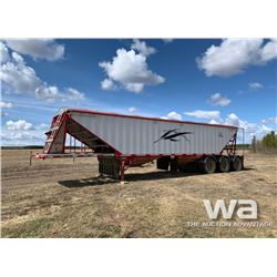 2005 LOAD KING PRESTIGE TRIDEM GRAIN TRAILER