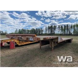 1995 FRUEHAUF 51 FT. T/A STEP DECK TRAILER