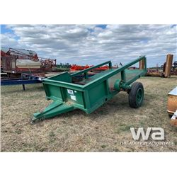 20 FT. T/A TRAILER