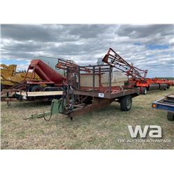 T/A SPRAYER TRAILER