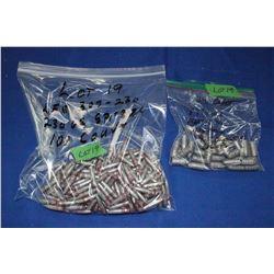 Bullets:  Spitzer, 230 gr., Lee 309 -320 Mold (29 count) & 477 - 450 Martini Henry, 405 gr. (29 coun