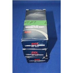 Large Rifle Primers - Approx. 3000