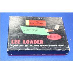 Lee Loader 6.5 Remington - Complete Reloading Tool