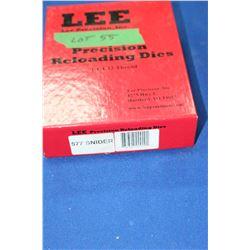 Lee 577 Snider Precision Reloading Dies