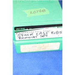 R.C.B.S. Stuck Case Remover Set & R.C.B.S. 303 British Reloading Dies