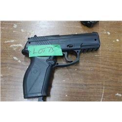 C 11 .177 caliber Pellet Handgun, Repeater w/Magazine - Requires CO2