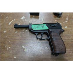 C 41 177 caliber Pellet Gun, Repeater w/Magazine - Requires CO2