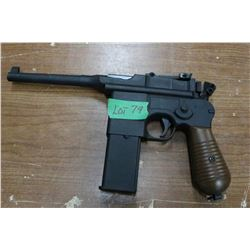 Waffen Fabrique 177 calibre Pellet Gun, Repeater w/Magazine