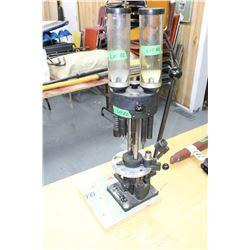 Duomatic 12 gauge Shot Shell Press