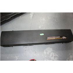 Woodstream Hard 2-Gun Carrying Case w/Foam Inside