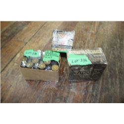 (15) 16 ga. Rifled Slugs; (24) 16 ga. Plastic Case Slugs & a Full Box of 20 ga. Shot Shells