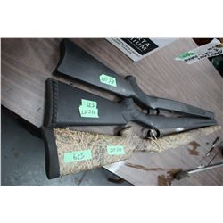 3 Synthetic Rifle Stocks - 2 are Ruger 10/22 - the other not certain