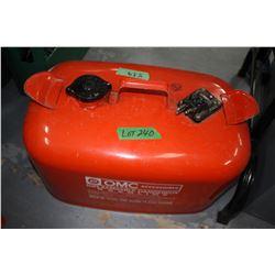 Evinrude Boat Gas Tank