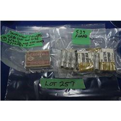 Bag of Improved Primers, No. 1 1/2 & 12 Flares