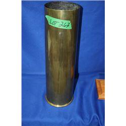 105mm Howitzer Brass Cartridge