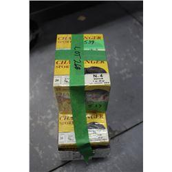 6 Full Boxes of 20 ga. 2 3/4 Shot Shells
