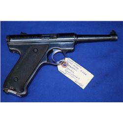 Sturm Ruger - Pistol - Restricted