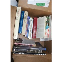 Box of Flying Books & Hunting Books