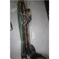 Bundle of 4 Gun Cases - 2 Need Zippers
