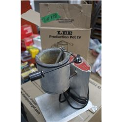 Lee Production Pot IV - for melting head (Used)