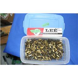 Lee 45 ACP, 45 Auto Bullet Mold & Over (300) 45 Pistol Brass