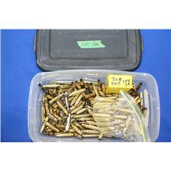 (100) 308 FMJ, 150 grain Bullets & (200 - 300) 308 Brass