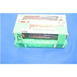 9 Live Rnds of 50-70 for Peabody; 20 Live Rnds of 50-70 for Remington Rolling Block.  Both are hand