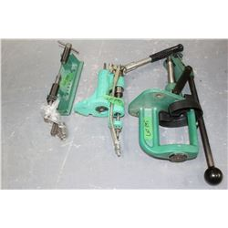 3 RCBS Reloading Tools - in a flat