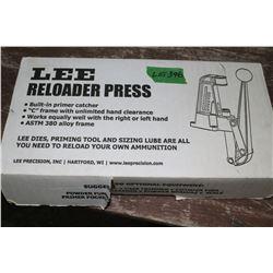 Lee Reloader Press.  In the original shipping box