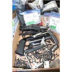 2 Bags of Misc. Gun Parts