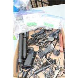 2 Bags of Misc. Gun Parts