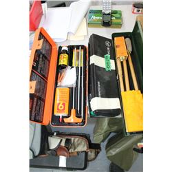 3 Gun Cleaning Kits