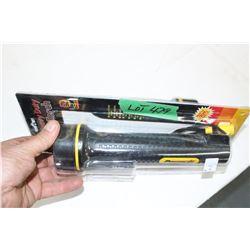 2 Powerlite Flashlights - 70% Brighter - 3 Batteries