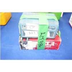2 Boxes of 44 Rem Mag Reloads & a Caseguard Box of 223 Rem Reloads - No Load Information - Buyer be