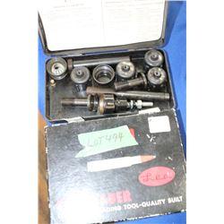 Lee Loader Kit for 12 ga. Shot Shells & a Box of Shot Shell Loader Parts