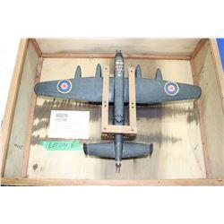 Hadley Page Halifax Bomber Model Aircraft