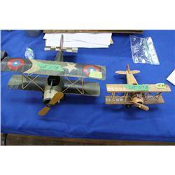 Military Model Aircraft (2)