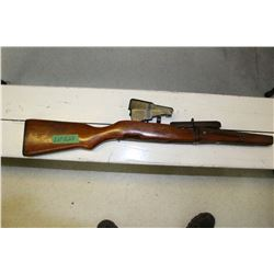 SKS Wood Stock; Magazine; Bayonet; Dust Cover & Cleaning Rod