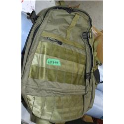 Drop Zone Back Pack