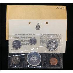 1964 Canada Silver $1 Proof-Like Set