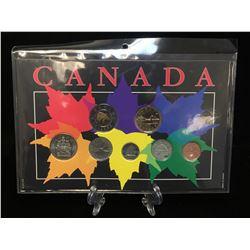 1998 Canada Uncirculated Coin Set