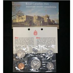 1974 Canada $1 Proof-Like Brilliant Uncirculated Set