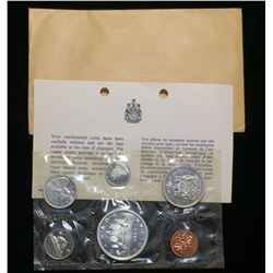 1965 Canada Silver $1 Proof-Like Uncirculated Set