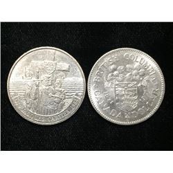 1971-1984 Canada $1 Commemorative Dollars