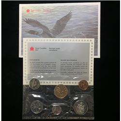 1995 Canada Proof-Like Brilliant Uncirculated Set