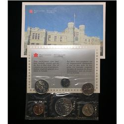 1987 Canada Proof-Like Brilliant Uncirculated Set