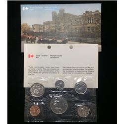 1976 Canada Proof-Like Brilliant Unciculated Set