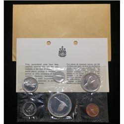 1967 Canada Centennial Silver Proof-Like Uncirculated Set